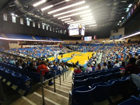 UTA vs Texas State